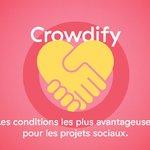Crowdify soutient les projets sociaux