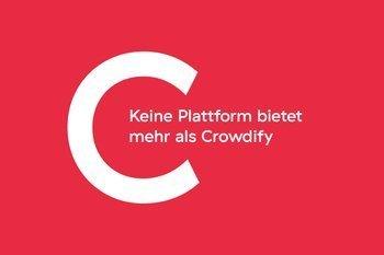 Keine Plattform bietet mehr als Crowdify