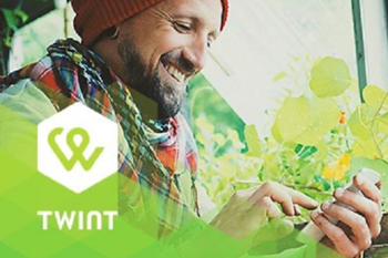 PROVIDE A BOOST WITH TWINT AND TWINT WILL DO THE SAME - CHF 2000 extra per month!