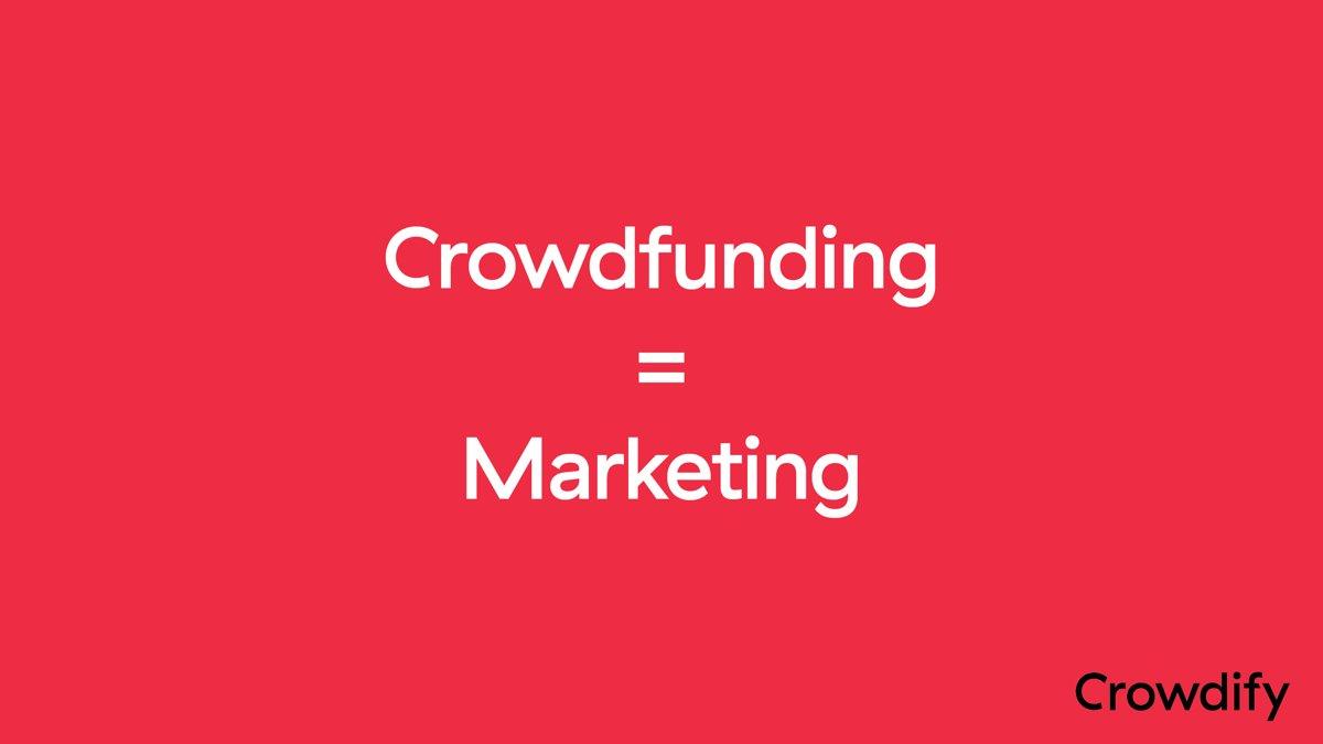 Crowdfunding, die Marketing Geheimwaffe