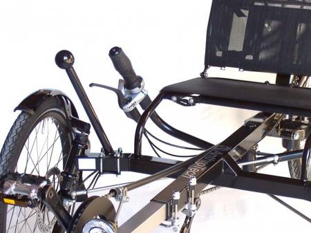 E-Trike für mehr Freiheit