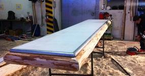 Das Wood Range Projekt läuft!