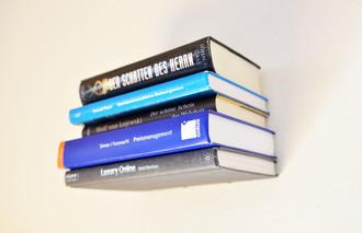 Das fliegende Bücherregal