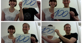 !! 100 Tage Captain Plant-Food Truck !!