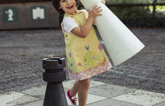 Nähset für Kinderkleider