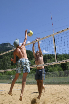 Swiss Open Beach League