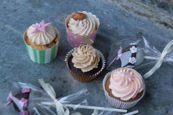 CHF 1.- pro Cupcake für COFFEE&DEEDS!!!