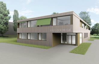 «Haus der Musik»