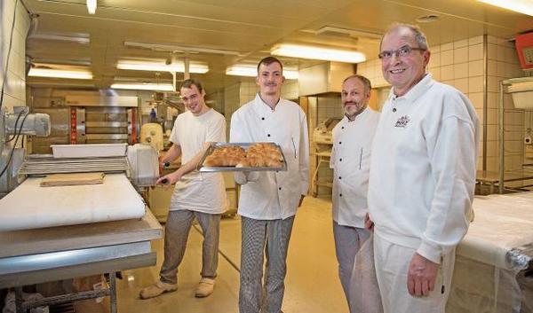 Altstadt-Bäckerei kommnt in junge Hände