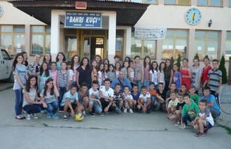 Sommerschule Kosovo 2015