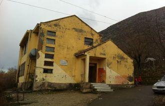 Schulsanierung Albanien