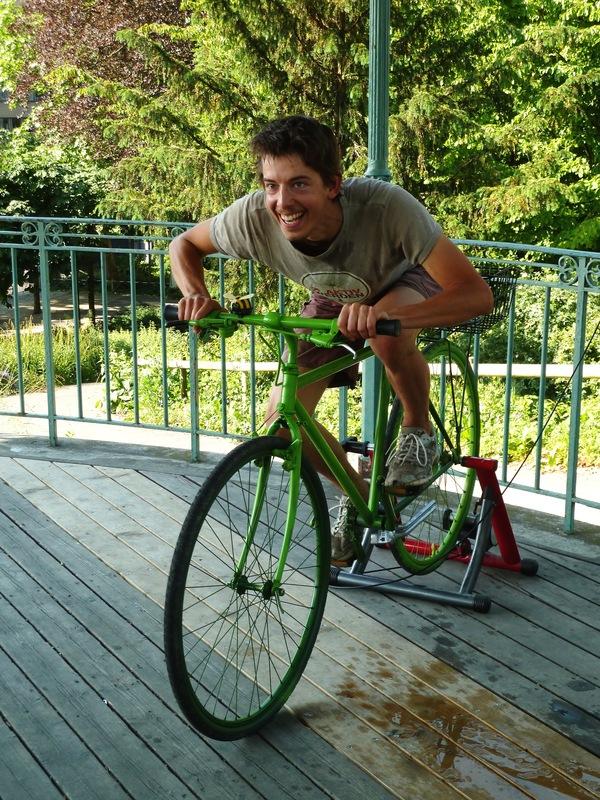 Bike2Paris