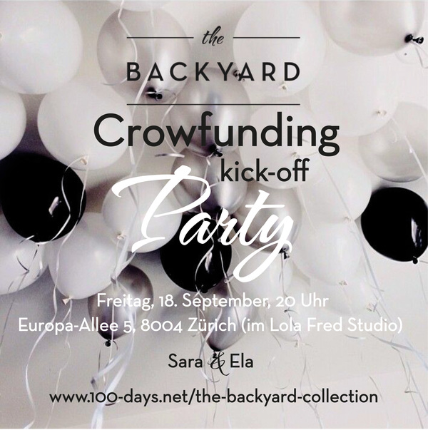 CROWDFUNDING PARTY