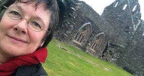 Dank eurer Hilfe: Projektleiterin Denise Kehrer wird Flüchtlingen Hilfe bringen