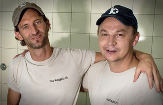 Bio Bagel-Bäckerei