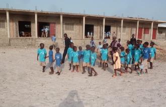 Malima - Schulgelände