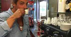 Bienvenida Kaffeemaschine!