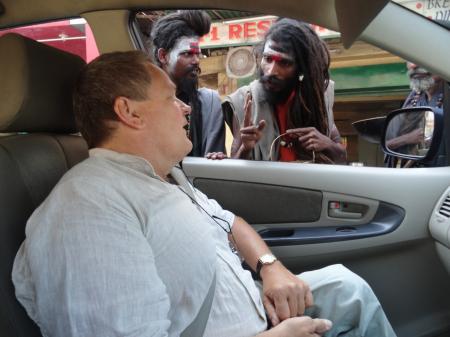 Meine Reise durch Indien
