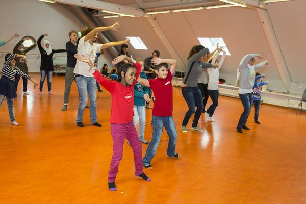 Dynamo Kinder-Kultur