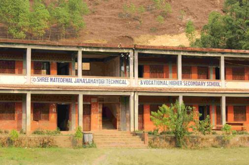 ibbo - Bibliothek Nepal