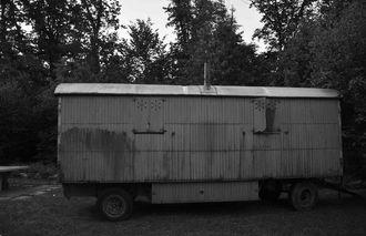 Umbau Baustellenwagen