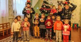 Unser Spendenaufruf für die Kinder in Werchnotorezke wurde erfolgreich beendet
