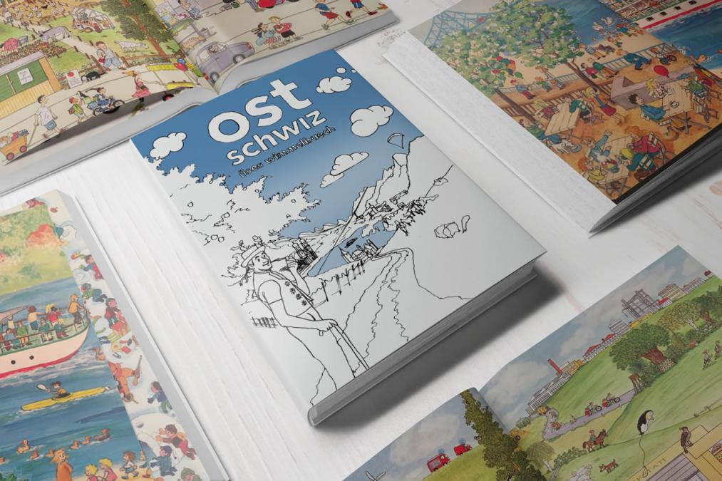 Ostschwiz üses Wimmelbuch