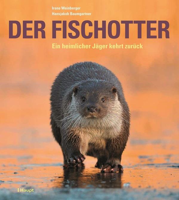 Das Fischotterbuch erscheint am 29.10.2018