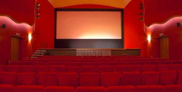 Neue Kinosessel