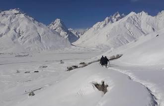 Himalaya Winter Rettung