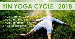 Yin Yoga Workshop mit Special für Booster