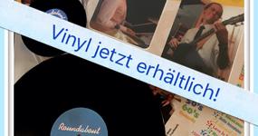 Vinyl ist erhältlich!