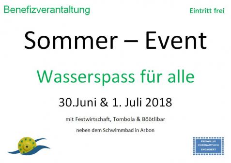 Sommer - Event in Arbon