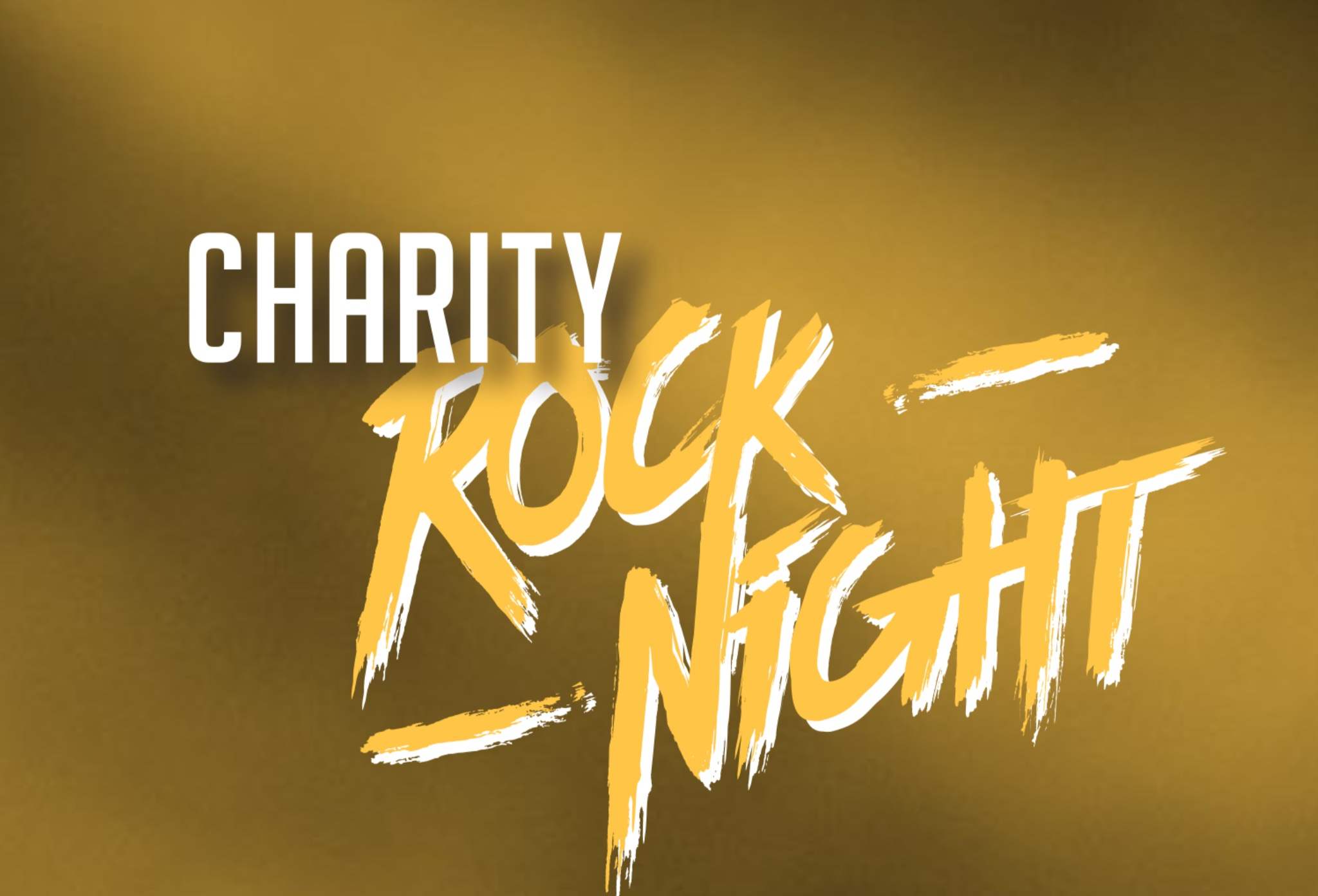 Komm zur Charity Rock Night