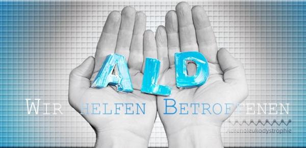 Hilfe für ALD-Kranke