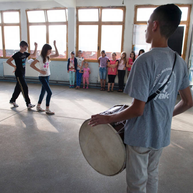 Sommerschule Kosovo 2018