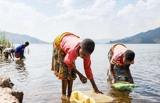 Wasserversorgung Uganda