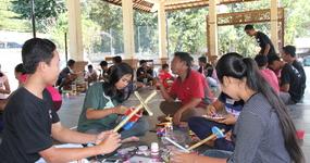 Le déroulement des premiers workshops