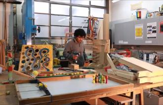 Werkstatt im Spinnrad