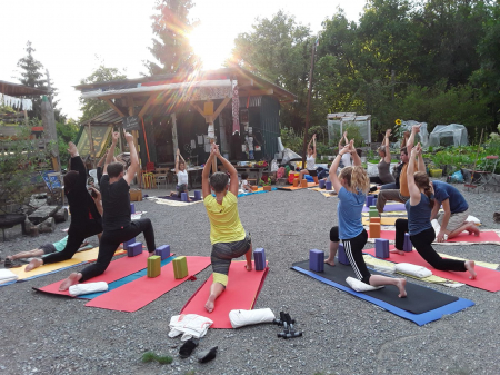 Benefiz Live Sound & Yoga