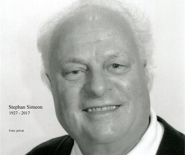 Stephan Simeon - der Klangästhet