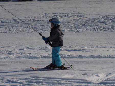 Skilift-Seil