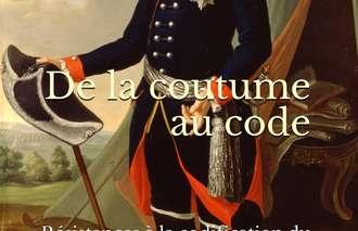 De la coutume au code