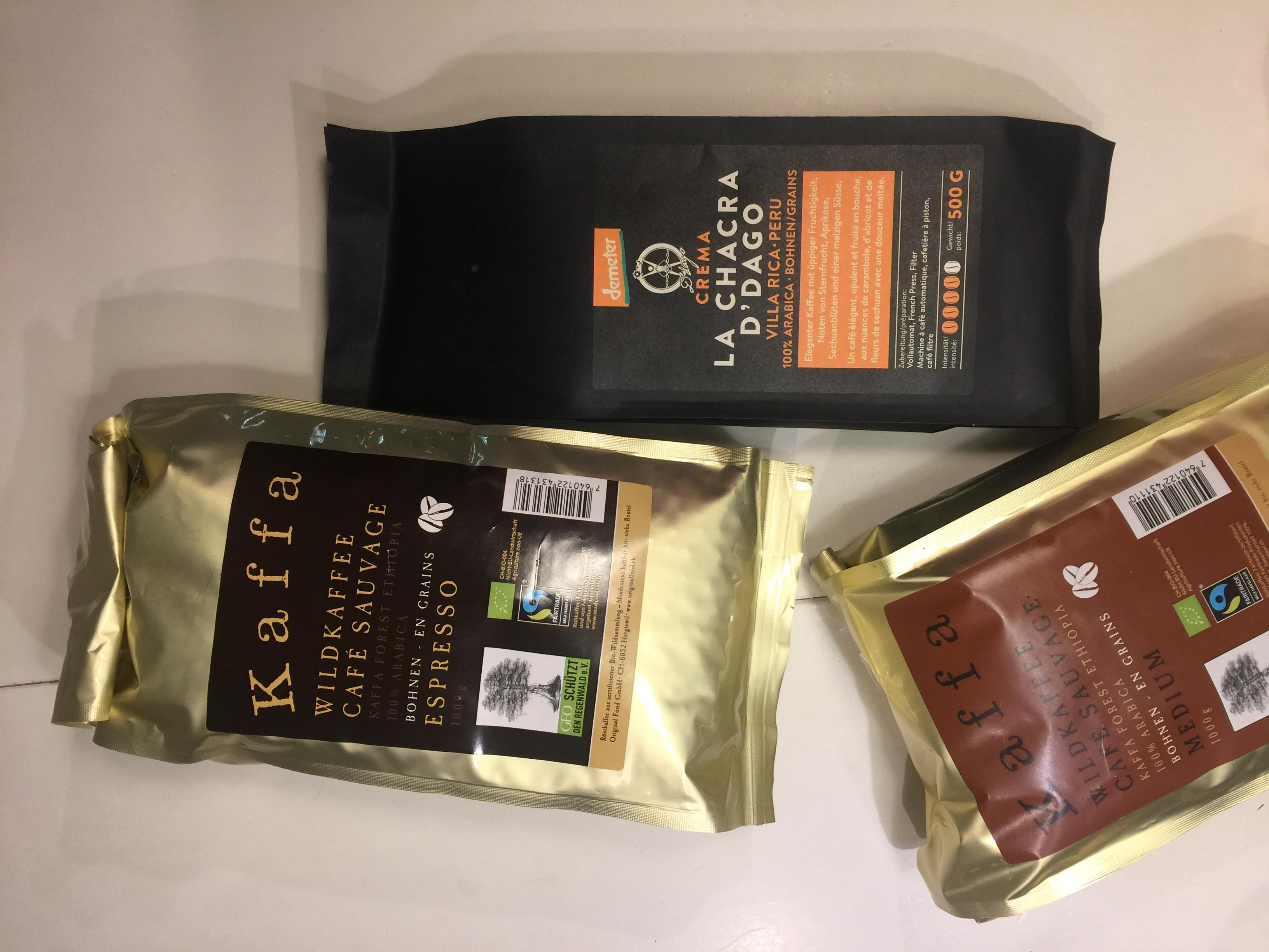 Baristakurs bei einem erstklassigen Kaffee-Sommelier