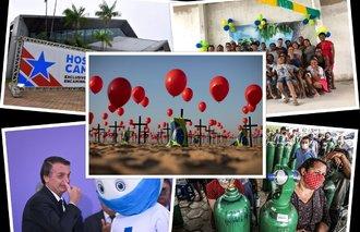 Solidarität für Brasilien