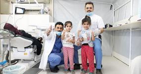 Die Mobile Zahnklinik - Vielen Dank für das erste Drittel!
