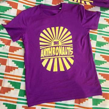 The Anthronauts im Studio