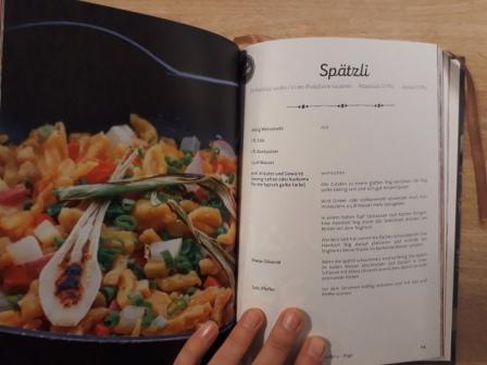 Veganes Kochbuch