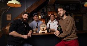 Yes, der Berner Bier Brand, Barrel IPA, wird schon bald distilliert und fassgelagert!