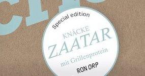 RonOrp-Spezial mit Zaatar